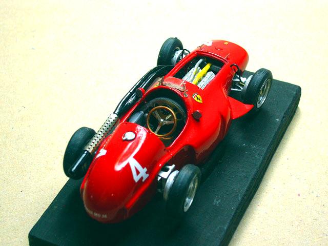 12 Ferrari 555 F1 Squalo 1955 MODEL PLUS