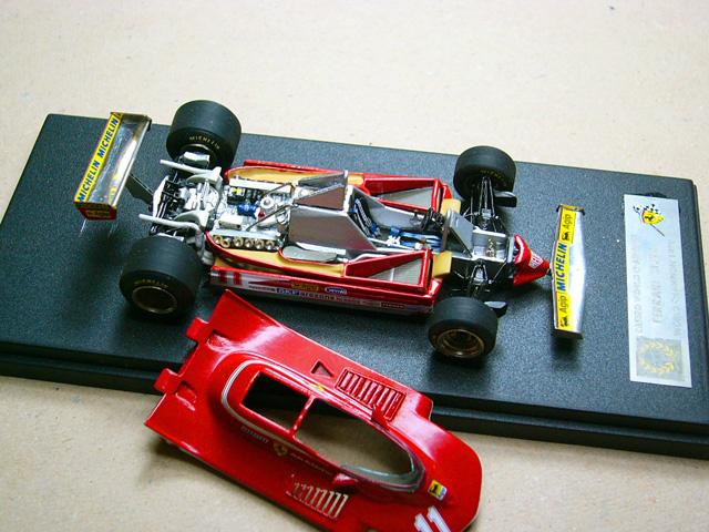 37 Ferrari 312 T4 1979 TAMEO KITS (aperta)