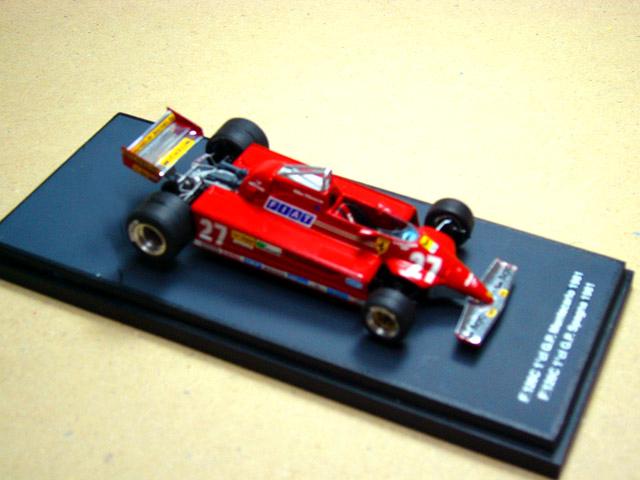 39 Ferrari 126 CK 1981 TRON