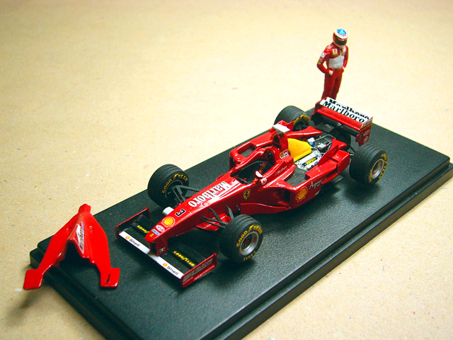 43 Ferrari F300 1998 Schumacher BBR