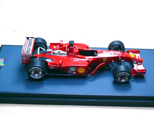 47 Ferrari F2001  2001 TAMEO KITS