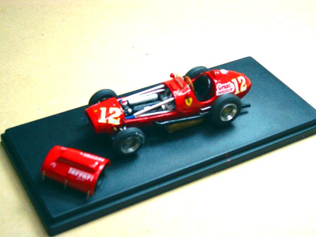 7 Ferrari Indy 1952 MG MODEL