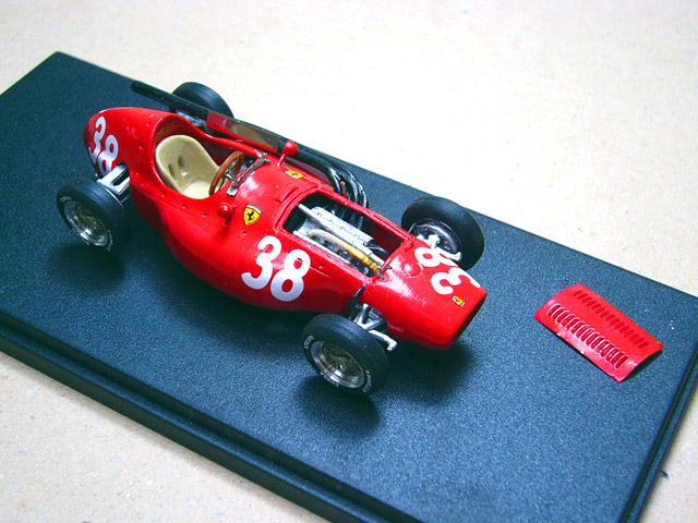 8 Ferrari F1 553 1954 MODEL PLUS