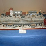 """U 995 in porto a """"secco"""""""