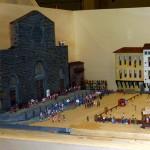 Particolare Piazza S. Croce calcio storico