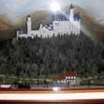 Diorama treno scala Z