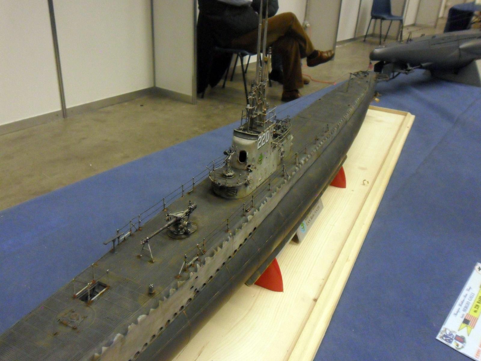 ponte sottomarino Gato