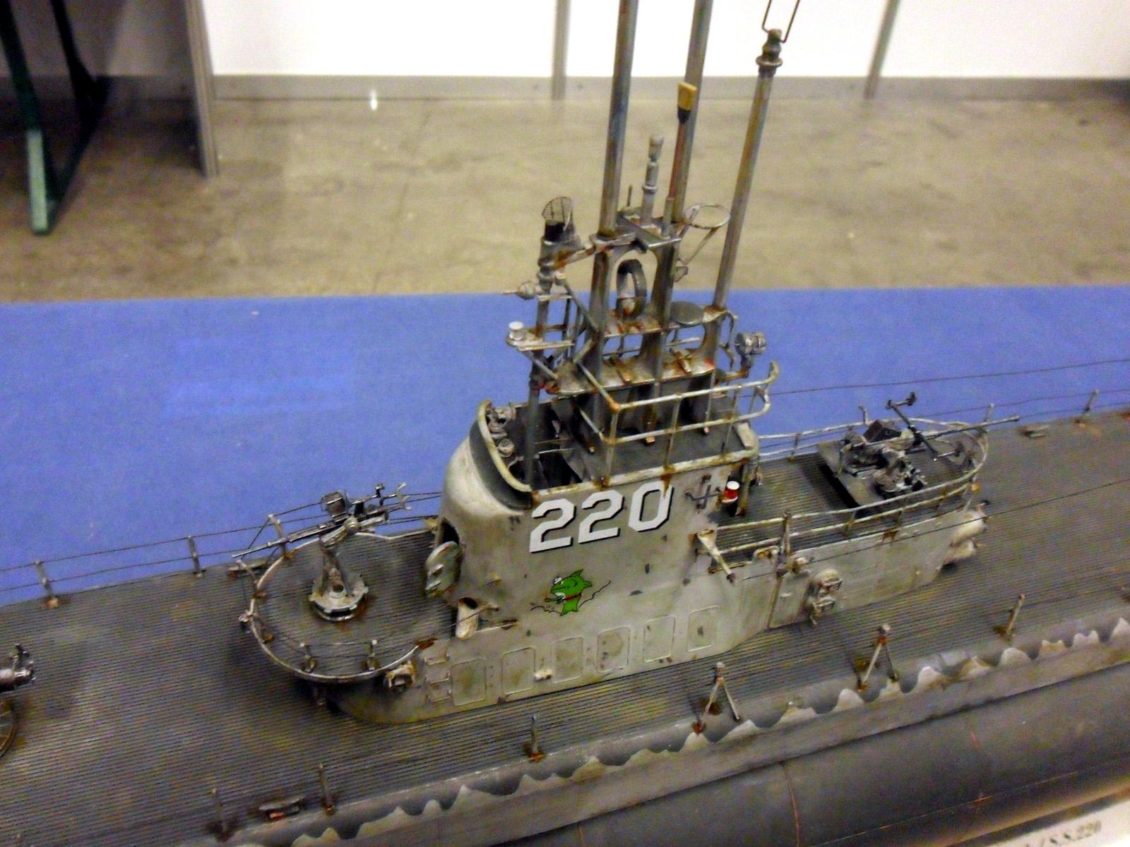 toretta sottomarino Gato